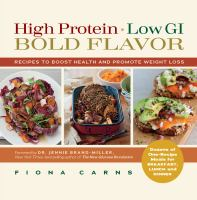 High Protein, Low GI, Bold Flavor