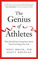 THE GENIUS OF ATHLETES