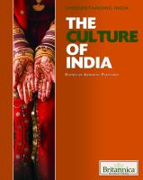 The Culture of India
