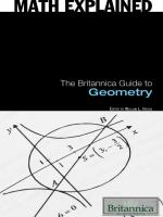 The Britannica Guide to Geometry