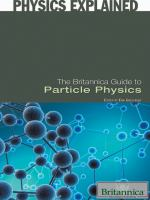 The Britannica Guide to Particle Physics