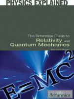 The Britannica Guide to Relativity and Quantum Mechanics
