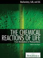 The Chemical Reactions of Life