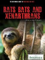 Rats, Bats, and Xenarthrans