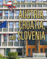 Austria, Croatia, and Slovenia