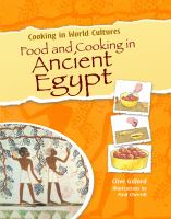 Food and Cooking in Ancient Egypt