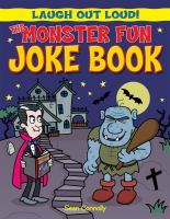 The Monster Fun Joke Book