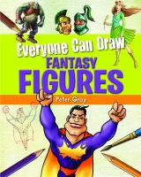 Everyone Can Draw Fantasy Figures