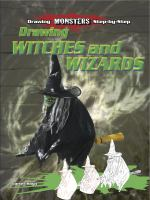 Drawing Witches and Wizards