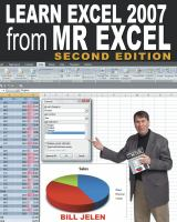 Learn Excel 97 Through Excel 2007 From MrExcel