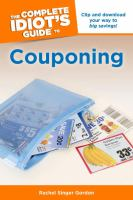 The Complete Idiot's Guide to Couponing