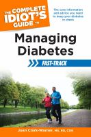 The Complete Idiot's Guide to Managing Diabetes