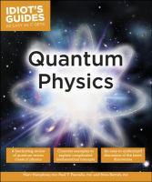 Idiot's Guides - Quantum Physics