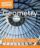 Idiot's Guides Geometry
