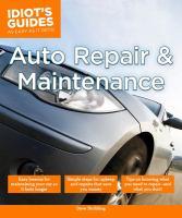 Auto Repair & Maintenance