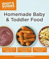 Homemade Baby & Toddler Food