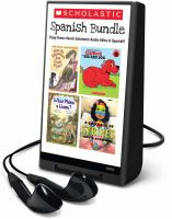 Scholastic Spanish bundle