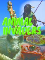 Animal Invaders