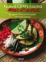 Nueva gran cocina mexicana