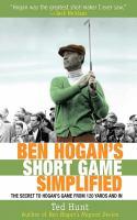 Ben Hogan's Short Game Simplified