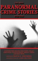 The Best Paranormal Crime Stories Ever Told