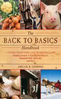 The Back to Basics Handbook