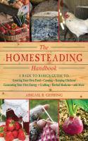 The Homesteading Handbook