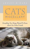 Cats Miscellany