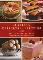 Austrian Desserts and Pastries