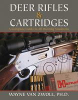 Deer Rifles & Cartridges