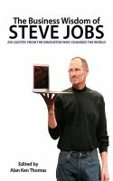 The Business Wisdom of Steve Jobs