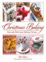 Christmas baking : fun and delicious holiday treats