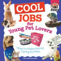 Cool Jobs for Young Pet Lovers
