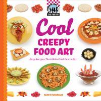 Cool Creepy Food Art