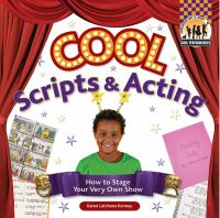Cool Scripts & Acting
