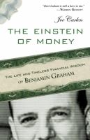 The Einstein of Money