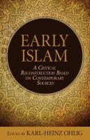 Early Islam