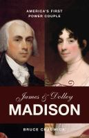James & Dolley Madison