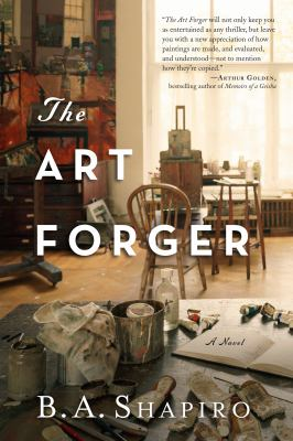 Cover image for The Art Forger