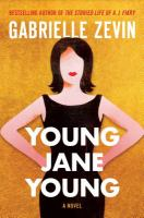 Cover of Young Jane Young