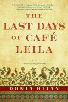 The Last Days of Caf©♭ Leila