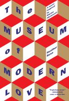 The Museum of Modern Love