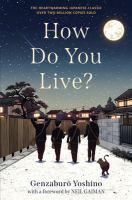 How Do You Live?