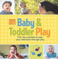 Baby & Toddler Play