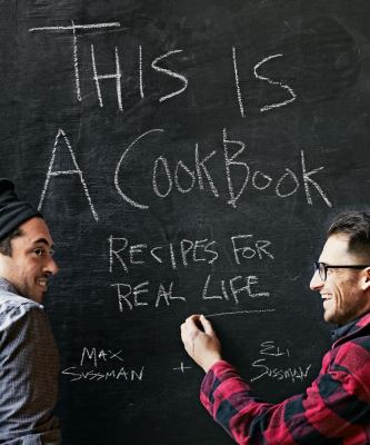 Cover image for This Is A Cookbook