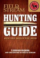 Field & Stream Hunting Guide