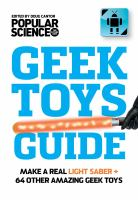 The Ultimate DIY Geek Toys Guide