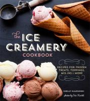 Ice Creamery Cookbook