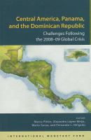 Central America, Panama and the Dominican Republic