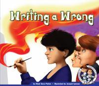Writing A Wrong